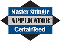 Mid-Atlantic Gutters and Exteriors - CertainTeed Master Shingle Applicator