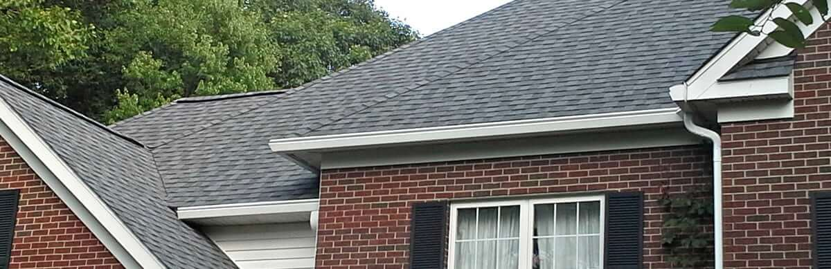 Roof Installations in Maryland by Mid-Atlantic Gutters and Exteriors