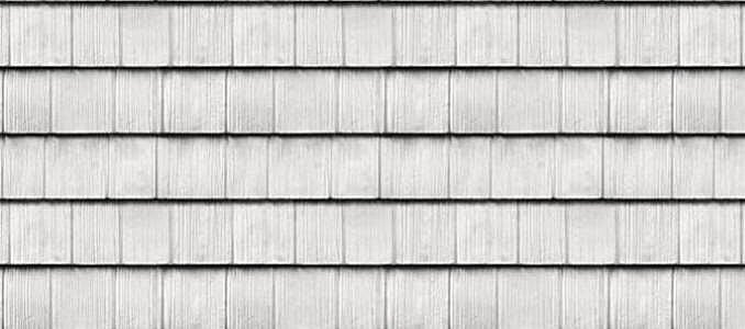 colonial white siding by our Maryland Siding Contractors