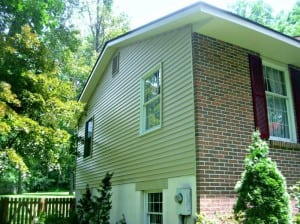 Siding Installation in Maryland
