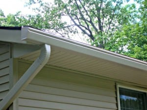 Leaf Free Gutters in Maryland
