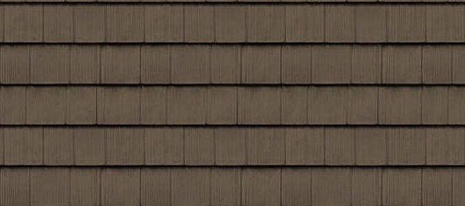 sable brown shake siding in maryland